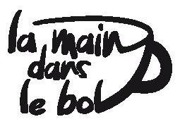 logo la main dans le bol céréales granola bio Rhône alpes et France
